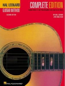 Hal Leonard Publishing Corporation    guitar method complete editions