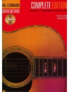Hal Leonard    guitar method complete editions
