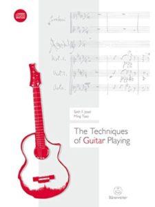 Barenreiter-Verlag Karl Votterle    guitar playing techniques