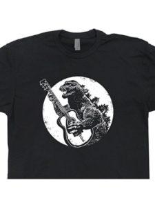 Shirtmandude T-Shirts    guitar playing techniques