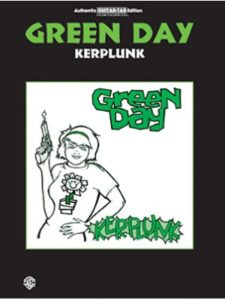 Alfred Music    guitar tab green days