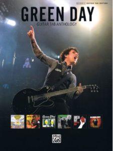 Alfred Publishing Co.    guitar tab green days