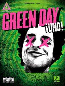 Hal Leonard    guitar tab green days