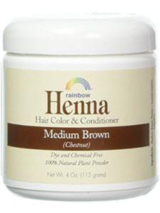 Rainbow Research hair  henna hair color greys