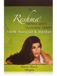 Reshma Beauty hair  henna hair color greys