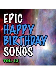 Epic Happy Birthdays metal music