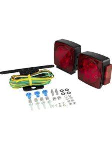Blazer led trailer light kit