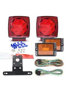MICTUNING led trailer light kit