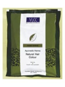 VLCC henna  hair color removals
