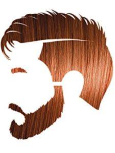 Henna King hair dye orange