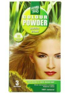 Frenchtop    henna plus powders