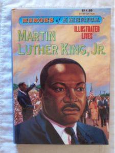 Baronet Books    hero martin luther kings