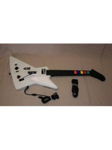 Activision hero style game  guitars