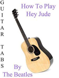 amazon hey jude  guitar tabs