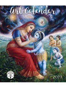 Bhakti Arts hindu  calendar 2019S