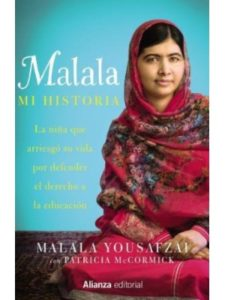 ALIANZA historia  malala yousafzais