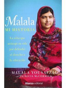 Alianza Editorial historia  malala yousafzais