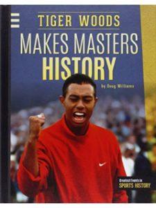 Sportszone history  tiger woods