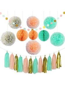 PolySlick hobby lobby  tassel garlands