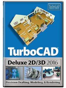 TurboCAD Design Group home design  3d modelings