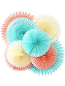Benvo hot air balloon design  tissue papers