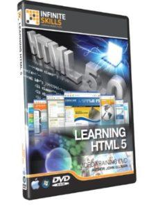 InfiniteSkills html5  html editors