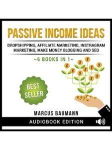 Marcus Baumann    instagram passive incomes