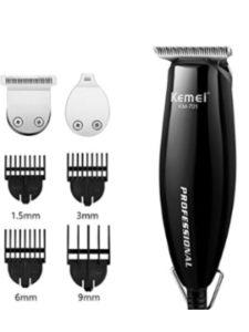 LilyFM inventor  electric razors