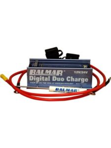 Balmar isolator relay  marine batteries