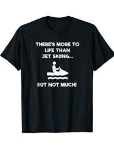 Jet Ski Funny T-Shirts trailer light kit