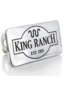 Baronlfi king ranch  trailer hitch covers