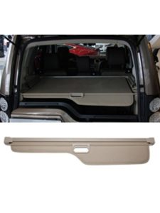 Ice-man land rover discovery  cargo covers
