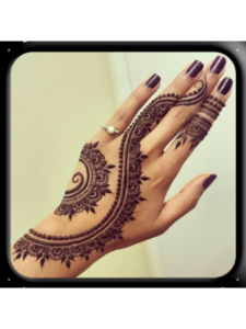 UDNApps latest  henna designs