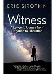 White Cloud Press lawyer  nelson mandelas