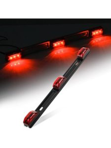 Partsam    led trailer light bars