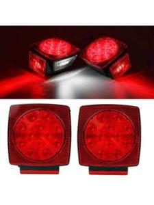 Partsam led utility  trailer light kits