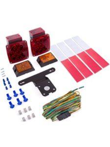 Wellmax led utility  trailer light kits