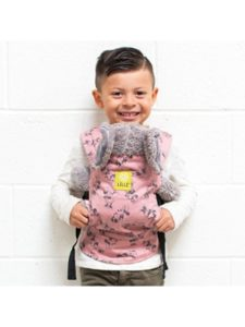 LILLEbaby lenny lamb  doll carriers