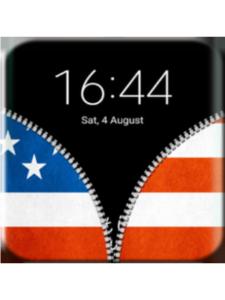Apps & games lock screen  battery widgets