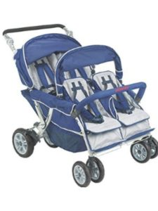 Angeles Corp baby strollers