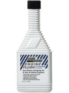 Lubegard machine  engine flushes
