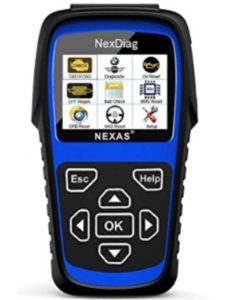 NEXAS malfunction  transmission control modules
