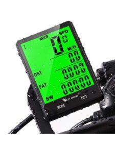 West Biking manual  speedometer watches