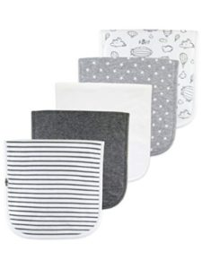 FJZ Traders material  baby burp cloths