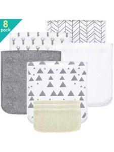 Sysrion material  baby burp cloths