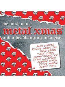 Armoury Records    metal xmas musics