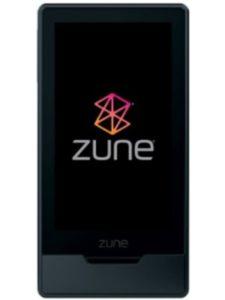 Microsoft Zune Players podcast app