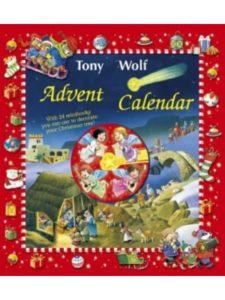 Catholic Book Publishing Company/    mini book advent calendars