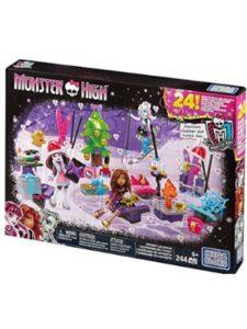 Mattel    mini book advent calendars
