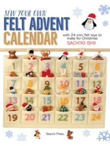 Search Press    mini book advent calendars